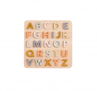 Kid's Concept - ABC puzzel