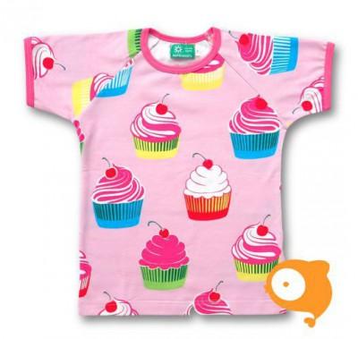 Naperonuttu - Cupcakes SS shirt
