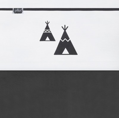 Jollein - laken Indians tipi 75x100cm