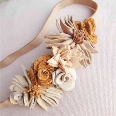 Atelier Ovive - Wild flower head band