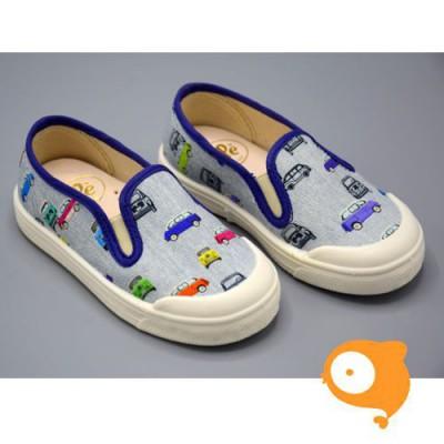 Pépé Children Shoes - Tessuto multicar