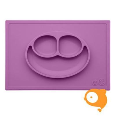 EZPZ - Happy mat paars