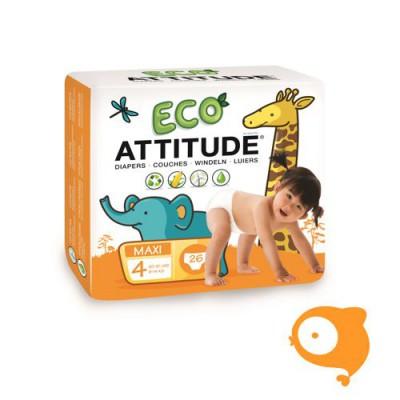 Attitude - Ecoluiers maat 4