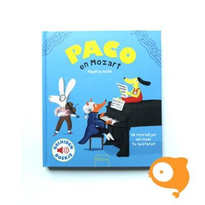 Clavis - Geluidenboekje 'Paco en Mozart'