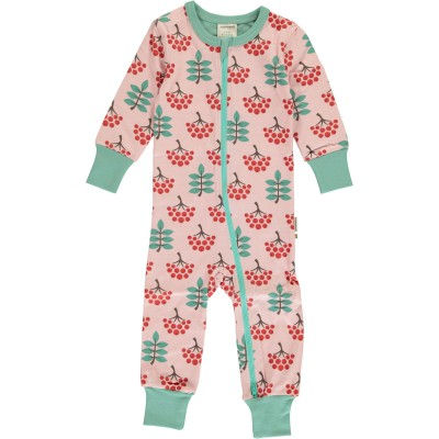 Maxomorra - Rompersuit LS Ruby Rowanberry