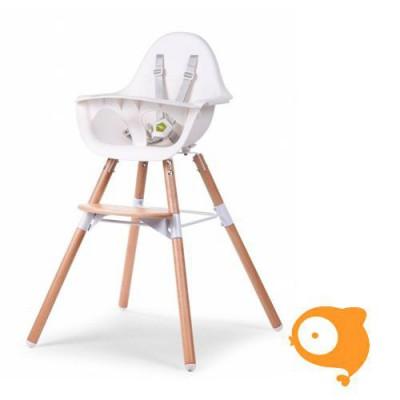 Childhome - Evolu 2 stoel set naturel/wit