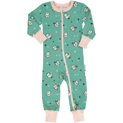 Maxomorra - Rompersuit LS Little Sparrow