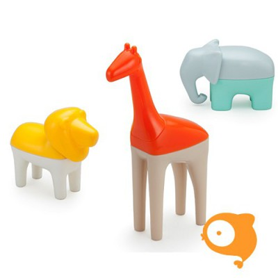 Kid O - Mix & Match dieren