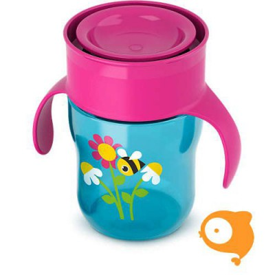 Avent - Grown Up Cup 260ml Roze