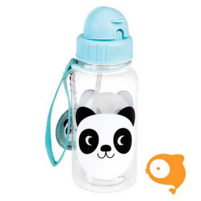 Rexinter - Drinkfles met rietje miko the panda