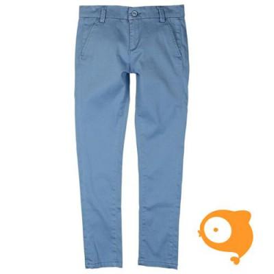Boboli - Geklede broek lichtblauw
