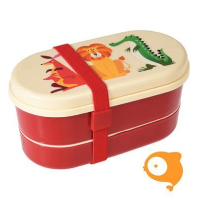 Rexinter - Bento box colourful creatures