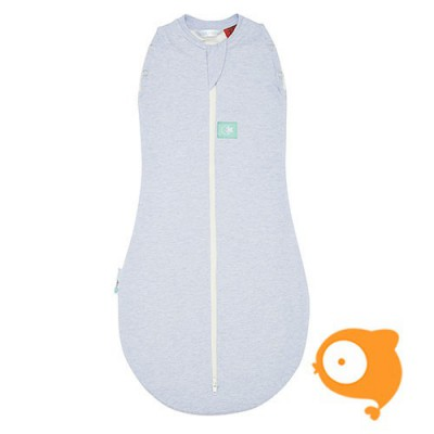 Ergopouch - Ergococoon 1,0 TOG blue marle