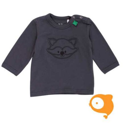 Fred's World - Longsleeve raccoon front