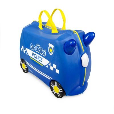 Trunki - Kinderkoffer ride-on politiewagen
