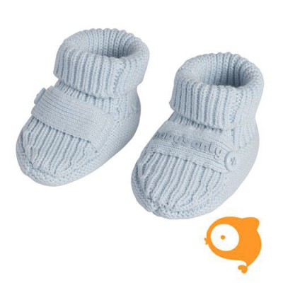Baby's Only - Slofjes one size baby blauw