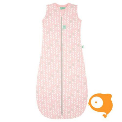 Ergopouch - Sleeping bag jersey 0,2 TOG spring leaves 8-24m