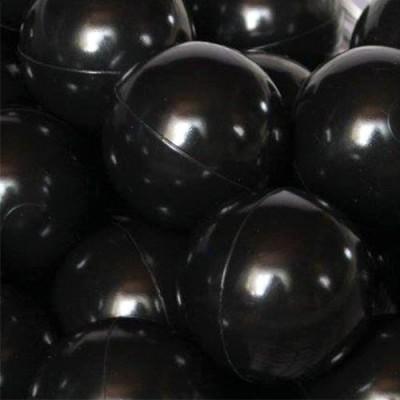 Misioo - 50  extra zwarte ballen ( enkel samen met ballenbad te bestellen)
