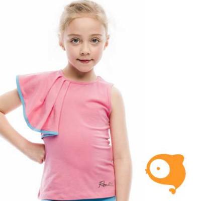 Rosalita señoritas - Alberton T-shirt waaier roze