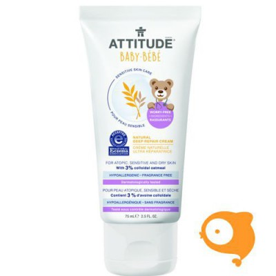 Attitude - Sensitive Skin - Deep Repair Cream