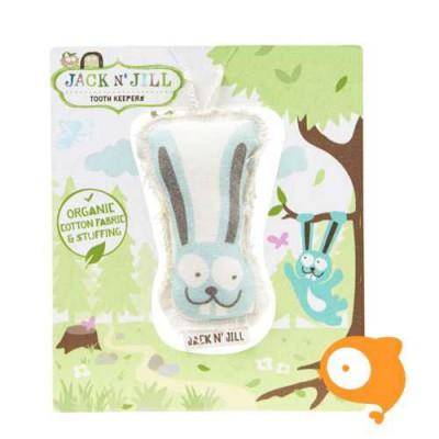 Jack N Jill - Tooth keeper bunny