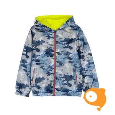 Boboli - Omkeerbaar jasje camouflage