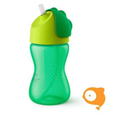 Avent - Beker met rietje 300 ml Boy Groen