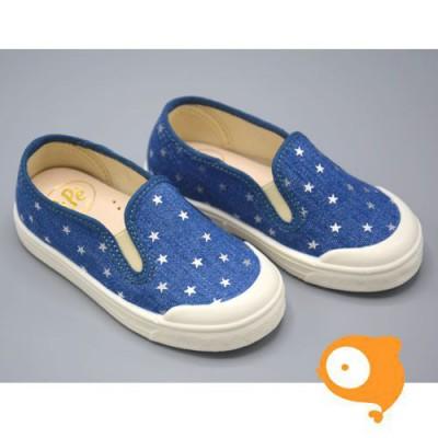Pépé Children Shoes - Tessuto jeans stella
