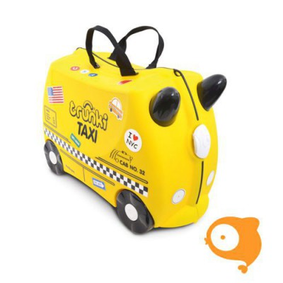 Trunki - Kinderkoffer ride-on taxi