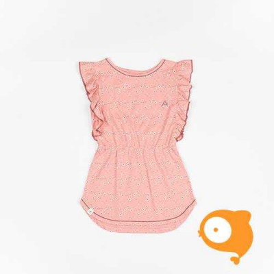Albababy - Becca dress - Rosette wild flower