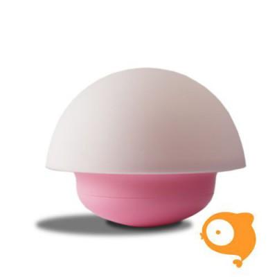 Flow - Nachtlampje paddenstoel roze