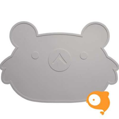 Petit Monkey - Koala placemat - grey