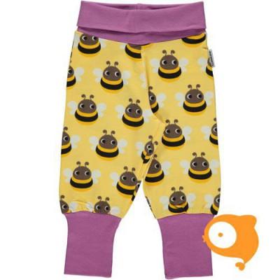 Maxomorra - Pants rib bumblebee
