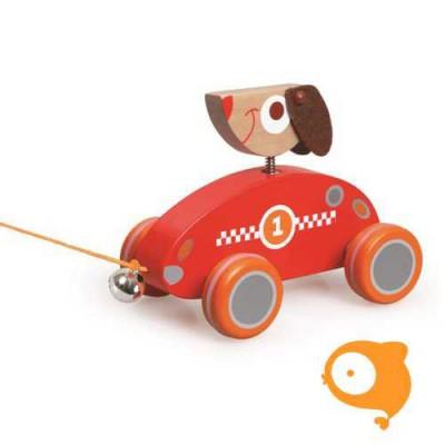 Scratch - Preschool: trekfiguurtje hond César