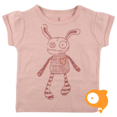Small Rags - Ella SS T-shirt misty rose