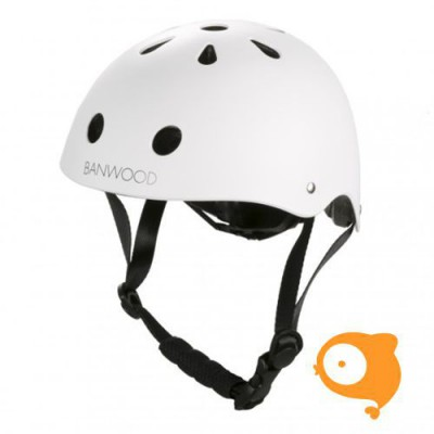 Banwood - Helm white