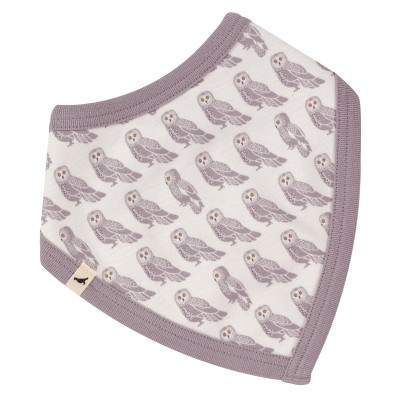 Pigeon - bandana slab owl slate