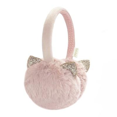 Rockahula - oorwarmers Clara Cat Pink