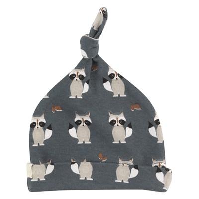 Pigeon - Geknoopte muts raccoon - teal