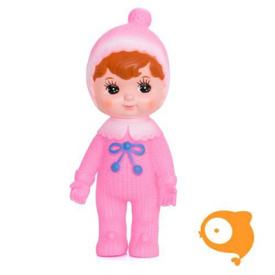 Lapin & Me - Pink woodland doll