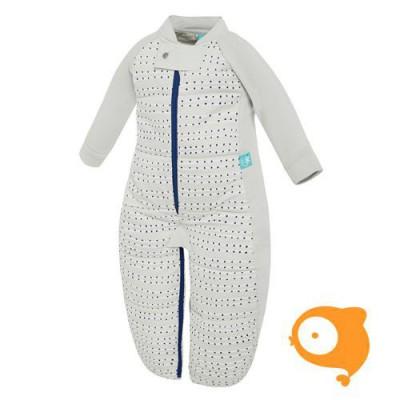 Ergopouch - Sleepsuit 2,5 TOG blue dot