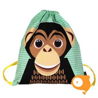 Coq en Pâte - Turn/Zwemrugzakje chimpansee