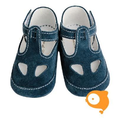 Fior di Coccole - Babyschoentjes blu ming