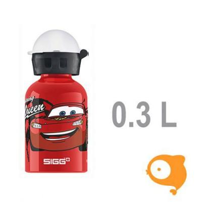 Sigg - Drinkfles 0,3l cars lightning mcqueen
