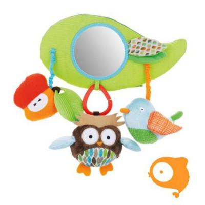 Skip Hop - Treetop friends speelgoed voor kinderwagen/maxi cosi
