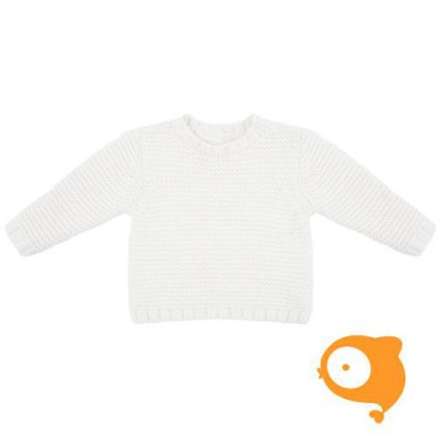 Little Indians - Knit sweater off white
