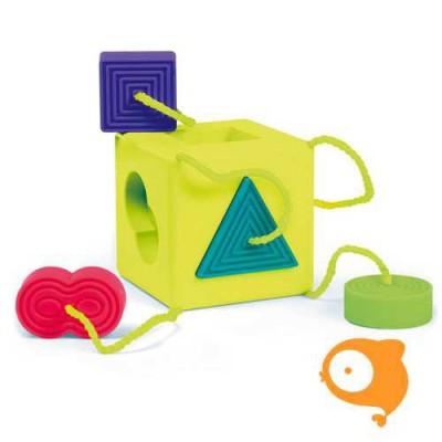 Fat brain toys - Oombeecube sorteerdoos
