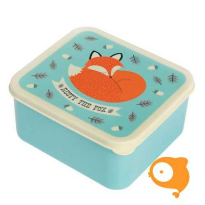Rexinter - Lunch box rusty the fox