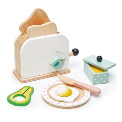 Tender leaf toys - ontbijt toaster set