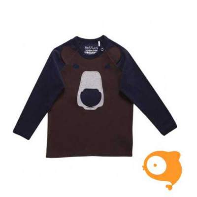 Fred's World - Longsleeve bear front